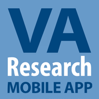 VA Research Mobile App logo