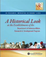 VA Research: A Historical Look