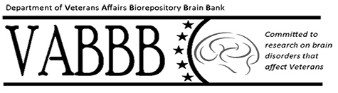 VA Brain Bank logo