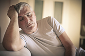 Circadian rhythm disruption linked to cognitive decline in older men - ©iStock/MladenZivkovic