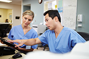 Electronic health record alerts linked to provider burnout - Photo: ©iStock/monkeybusinessimages