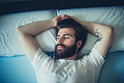 PTSD may disrupt parasympathetic nervous system during sleep - ©iStock/domoyega