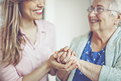Alzheimer's caregiver intervention not associated with additional health care costs - Photo: ©iStock/Eva-Katalin