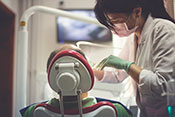 Antibiotic timing off for many dental procedures - Photo: ©iStock/domoyega