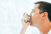 PTSD not tied to asthma in Veteran study - Photo for illustrative purposes only. ©iStock/Chalffy