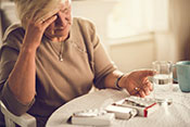 Benzodiazepine prescribing higher than evidence warrants in older adults - Photo for illustrative purposes only. ©iStock/BraunS