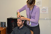 Research limited on electrical brain modulation for PTSD - Photo by Kimberly DiDonato-Ferro