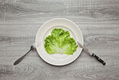 Caloric restriction changes liver metabolism, shows primate study  - ©iStock/Duka82