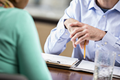 Transparent clinical notes can build trust with mental health patients - ©iStock/Steve Debenport