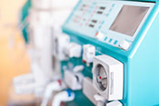 Dialysis patients have lower mortality in VA vs. non-VA centers - Photo: ©iStock/porpeller