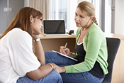 Psychological treatment may help patients with IBS - Photo for illustrative purposes only. ©iStock/bowdenimages