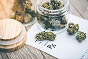 Medical marijuana and opioid misuse may be linked - Photo: ©iStock/LPETTET