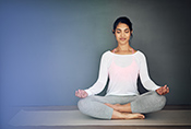 Meditation could help with cardiovascular risk reduction - Photo: ©iStock/PeopleImages