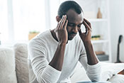 One-day workshop shows promise for migraine sufferers - Photo for illustrative purposes only. ©iStock/g-stockstudio