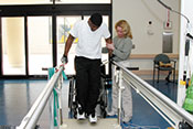 Polytrauma inpatient rehabilitation effective long-term - Photo courtesy of Tampa VAMC