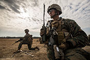 Neuropeptide Y may not be good biomarker for PTSD - Photo by Cpl. Manuel Serrano/USMC