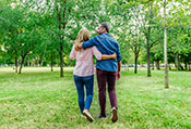 Intimate relationships may buffer against suicide - Photo for illustrative purposes only. ©iStock/ljubaphoto