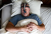 Non-specialists do as well as specialists at treating sleep apnea - Photo:©iStock/Nicolesy