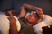 Sleep habits predict mortality - Photo for illustrative purposes only.  ©iStock/monkeybusinessimages