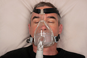 CPAP could ease PTSD in Vets with sleep apnea - Photo: ©iStock/BVDC