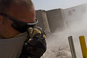 Toxic exposures common in recent wars  - Photo: Airman 1st Class Christopher Griffin/USAF