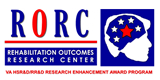 Rehabilitation Outcomes Research Center (RORC) logo