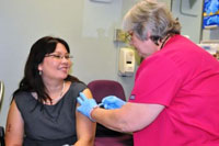 ER is cost-effective setting for flu vaccinations