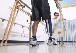 New Limb-Loss Center to Incorporate Robotics, Tissue Engineering