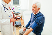 How aggressively should blood pressure be treated? -