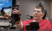Restoring movement to paralyzed limbs -
