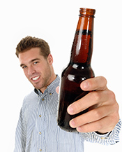 Residual effects of problem drinking -