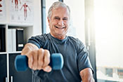 Studies at Palo Alto VA investigate the exercise-brain connection -