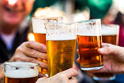 Penn study finds genetic differences between heavy drinkers and alcoholics