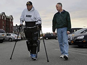 Robotic exoskeleton, studied in VA, will be made available to Vets -