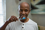 Salem VA leads national research: Tooth brushing each day keeps pneumonia at bay  -