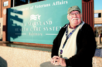 Former Navy sailor Ronald Mortenson, 67, had surgery seven years ago at the Baltimore VA Medical Center to repair an abdominal aortic aneurysm. He was part of a VA study comparing two ways to fix the problem.