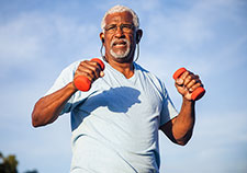 Muscling in on muscle loss: DC team seeks new ways to detect, treat sarcopenia
