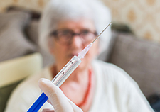 High-dose flu vaccine may lead to fewer hospitalizations