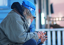 Mobile phones offer hope for reaching homeless Veterans