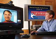 VA launches telehealth program for rural Vets with PTSD