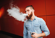 Lab study: E-cigarettes may damage body's ability to fight infection