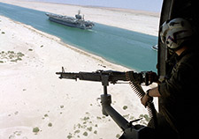 Researchers pinpoint reductions in brain volume of ill Gulf War Vets