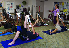 Study: Yoga helps back pain among Veterans