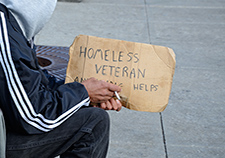 Probing the value of peer mentors for homeless Veterans