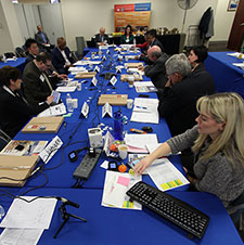 The NRAC is one of nearly 30 advisory committees that help guide VA programs and policies. (Photo by Mitch Mirkin)