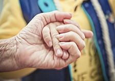The importance of connection in Alzheimer's care