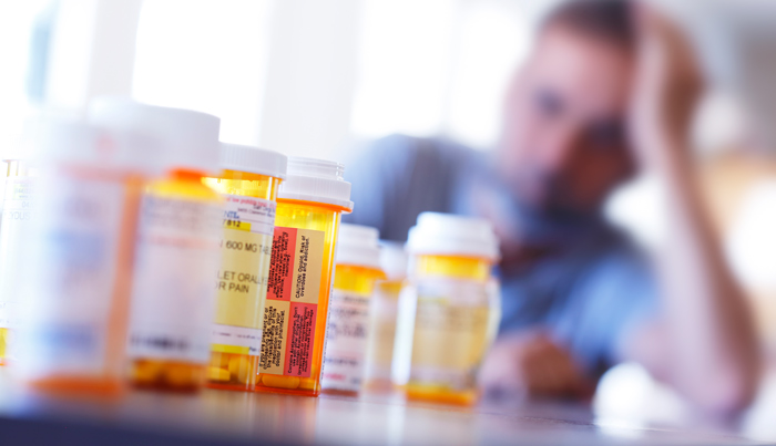 The Stratification Tool for Opioid Risk Mitigation, which prioritizes review of patients receiving opioids based on their risk for overdose, accident, or suicide, is one of four VA programs being rigorously evaluated with the help of VA researchers. (Photo: ©iStock/DNY59)