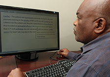 Online tool simplifies complex medical language for patients