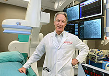 Cardiologist says small tweak to stent technique can up success rate