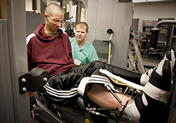 Researchers building roadmap of OEF/OIF injuries